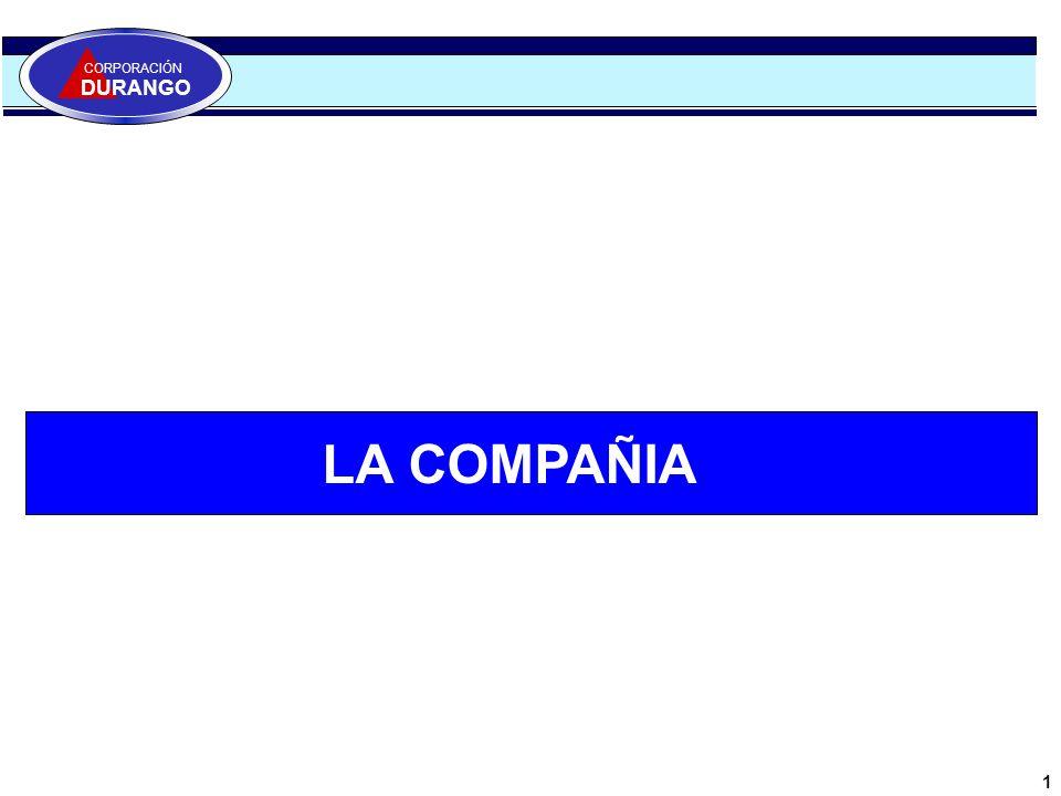 CORPORACIÓN DURANGO LA COMPAÑIA 1