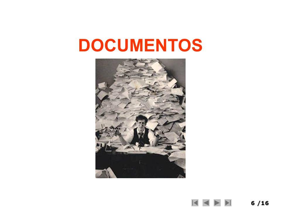 7/16 Documentos a Presentar Resumen Ejecutivo.