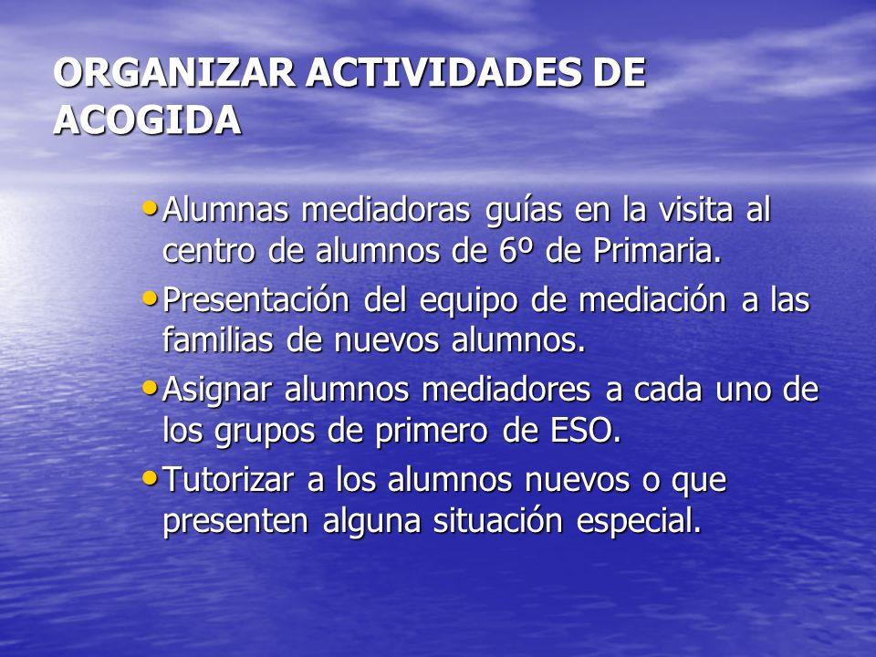 ACTIVIDADES DE PATIO Actividades deportivas Actividades deportivas Bailes.