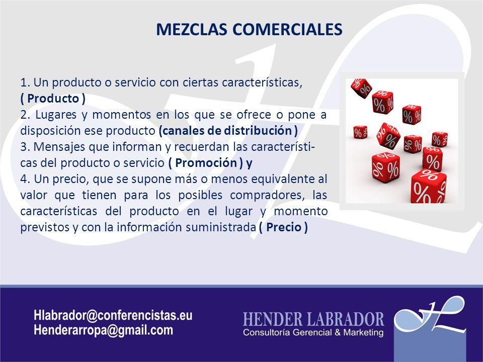 SEGMENTACIÓN Consiste en dividir un mercado en grupos distintos de compradores que podrían necesitar productos o mezclas de marketing diferentes.