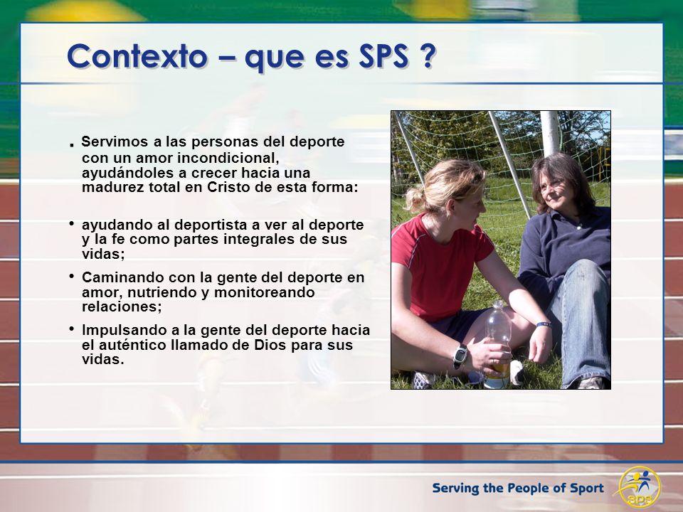 Contexto – que es SPS .