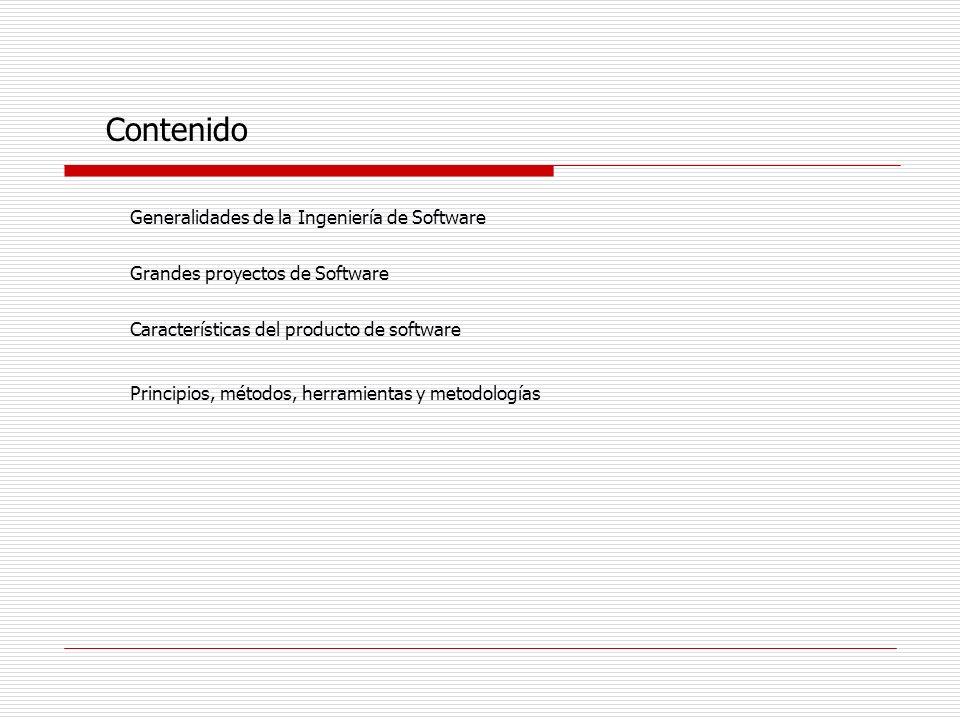 Generalidades de la IS Qué es la Ingeniería de Software ?.