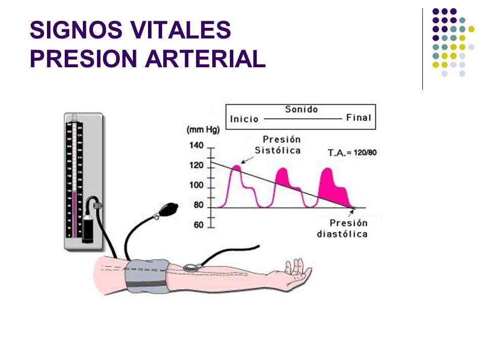 Cómo se toma la presión arterial? La tensión arterial se suele medir en el brazo del paciente. El enfermo se coloca en decúbito dorsal sobre la cama o