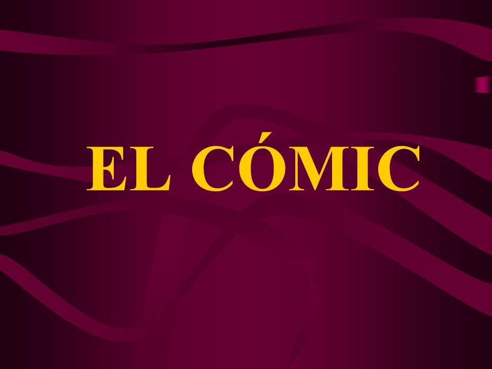 EL CÓMIC