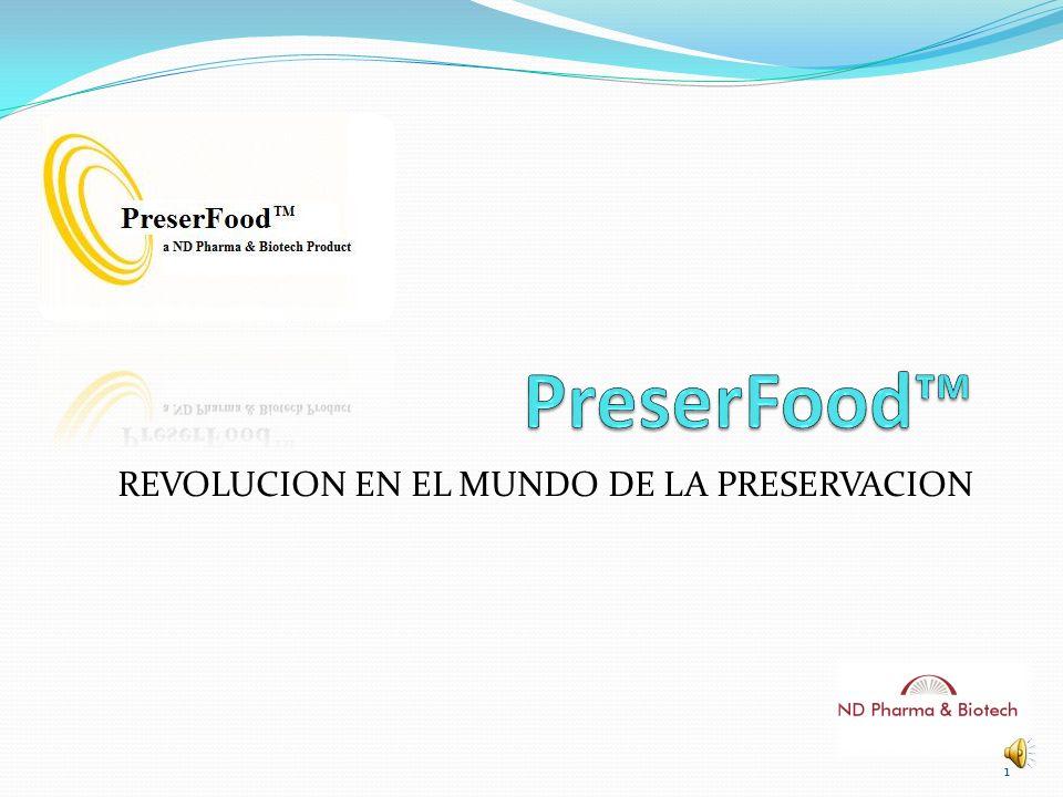 REVOLUCION EN EL MUNDO DE LA PRESERVACION 1