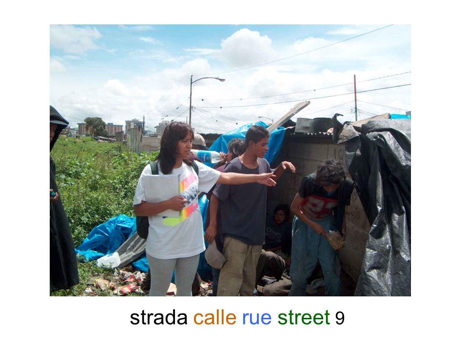 strada calle rue street 9