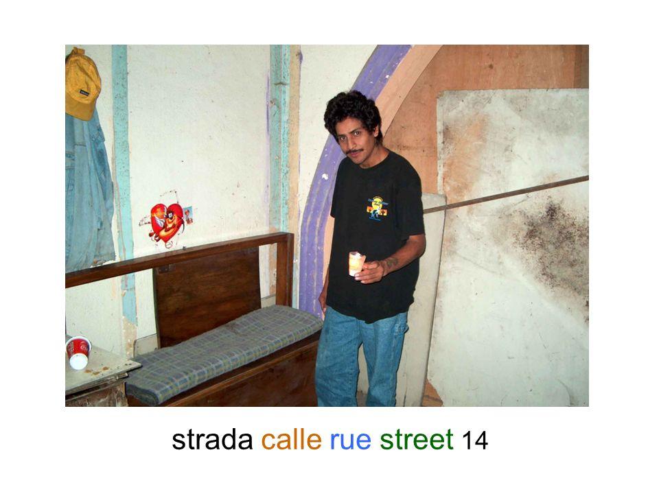 strada calle rue street 14