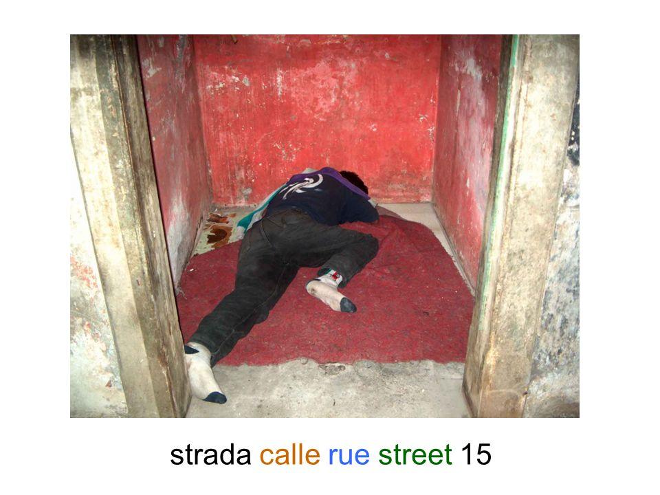 strada calle rue street 15
