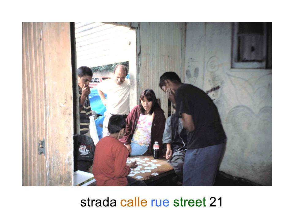 strada calle rue street 21