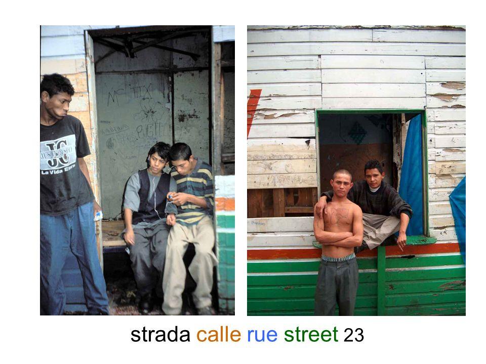 strada calle rue street 23