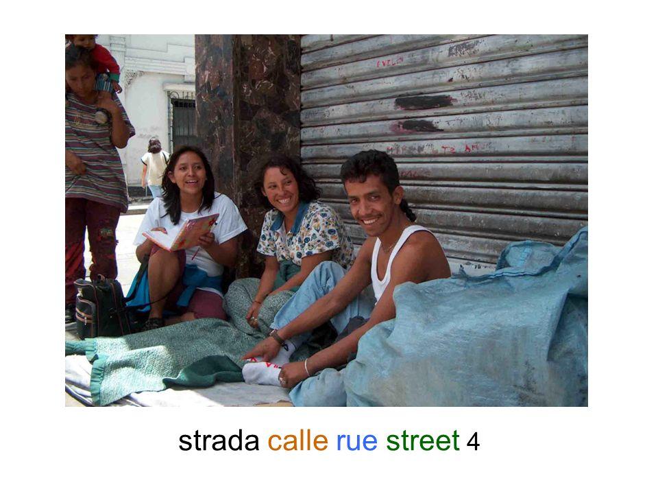 strada calle rue street 4