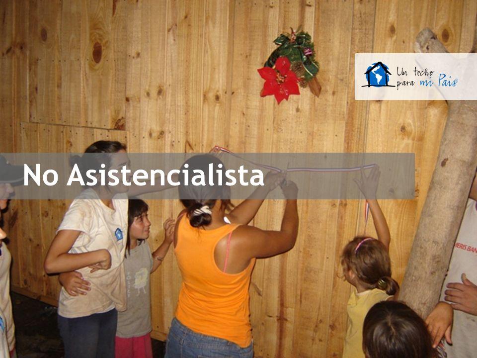No Asistencialista