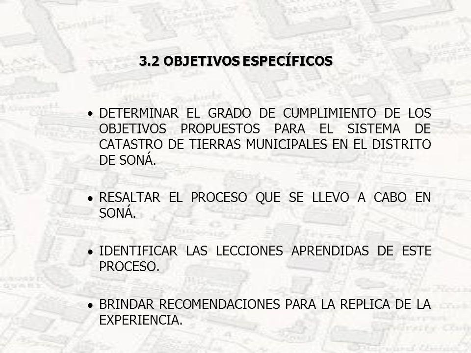 4.METODOLOGÍA DE LA SISTEMATIZACIÓN OBJETIVO 1.