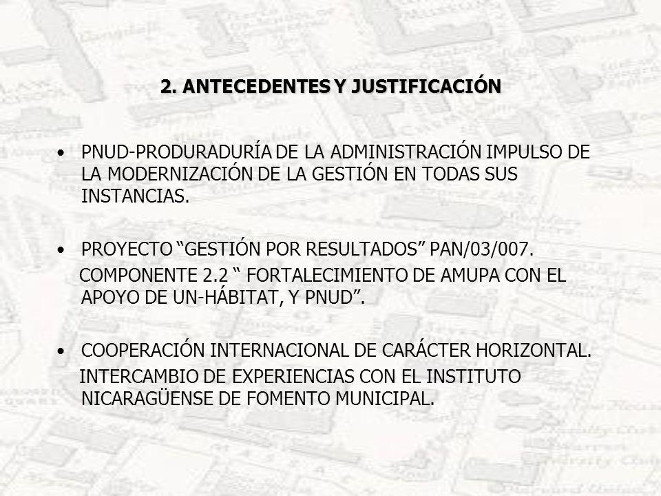 AGENTES INMERSOS EN LA EJECUCIÓN DEL PROYECTO MINISTERIO DE ECONOMÍA Y FINANZAS PNUD PROCURADURÍA DE LA ADMINISTRACIÓN AMUPASENACYT SOCIEDAD CIVIL