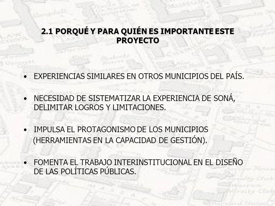 2.2 VENTAJAS DE LA PARTICIPACIÓN PARA LOS MUNICIPIOS EN PROCESOS DE CATASTRO INFORMACIÓN SISTEMATIZADA.