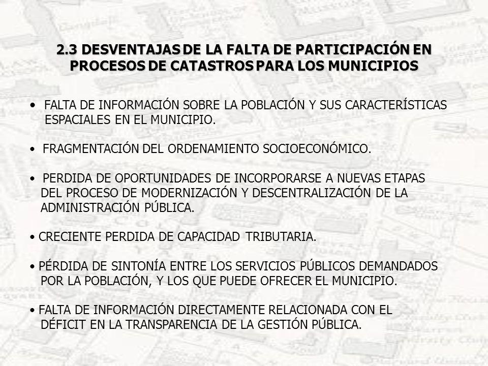 2.4 DESCRIPCIÓN DE LOS PRINCIPALES ACTORES INVOLUCRADOS - PNUD www.undp.org.pa - Procuraduría de la Administración www.cimap.gob.pa - HÁBITAT www.unhabitat.org - INIFOM www.inifom.gob.ni - SENACYT www.senacyt.gob.pa - MEF www.mef.gob.pa