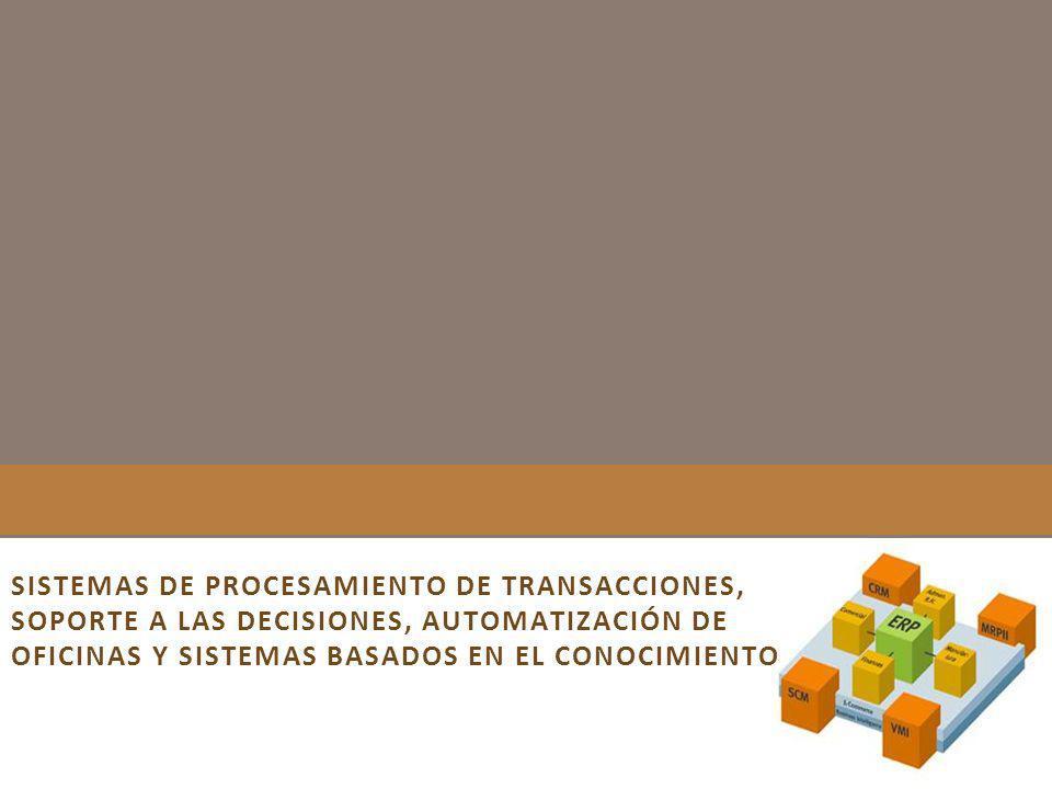 J SISTEMA DE PROCESAMIENTO DE TRANSACCIONES TPS Es la columna vertebral del sistema de información de una organización.