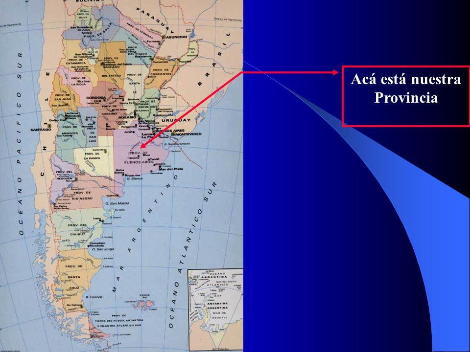 Acá está nuestra Provincia