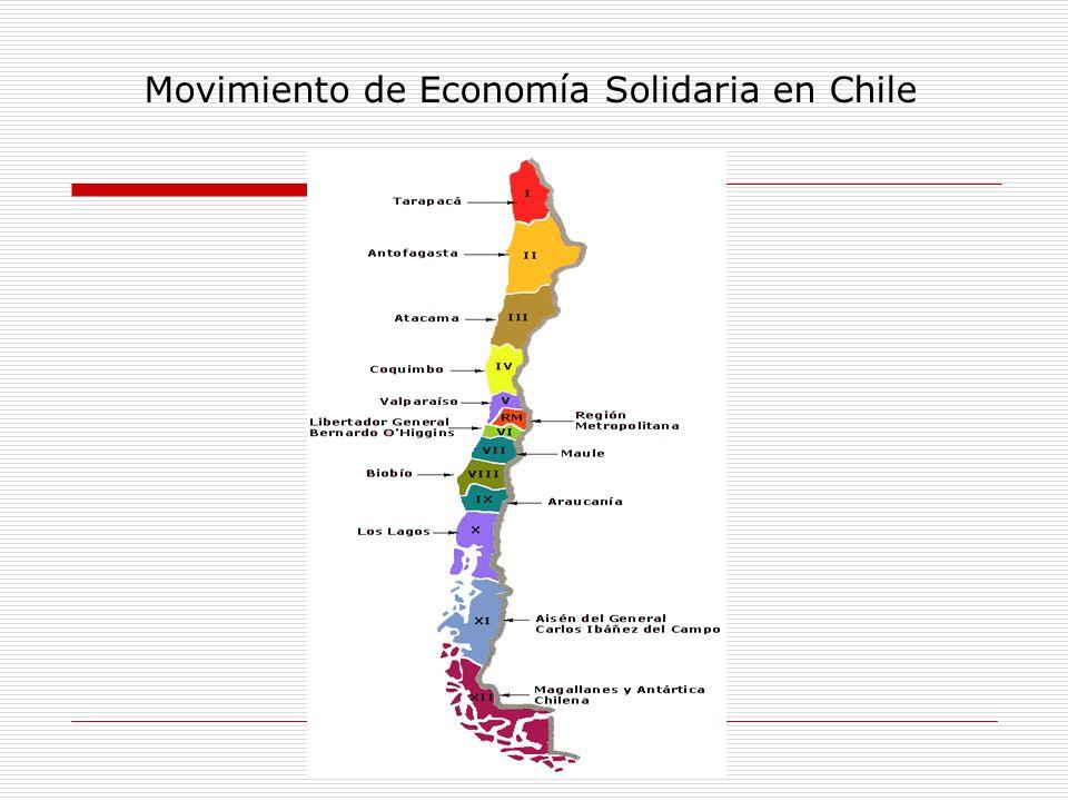 Movimiento de Economía Solidaria en Chile