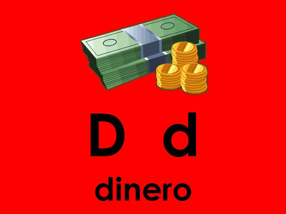 D d dinero