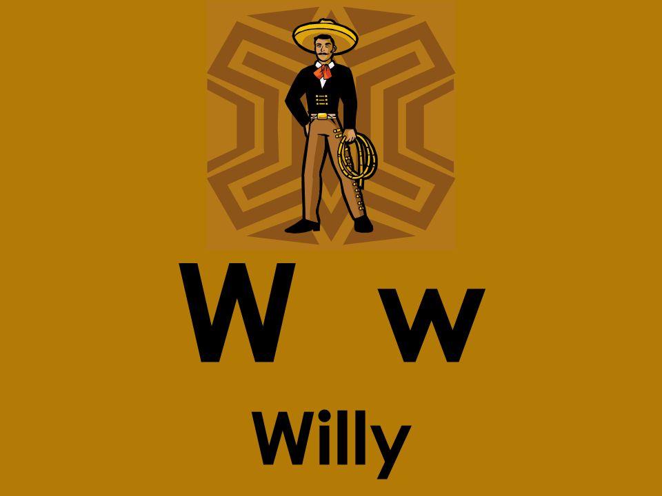 W w Willy
