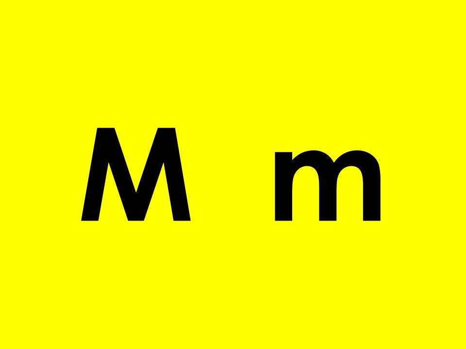 M m o
