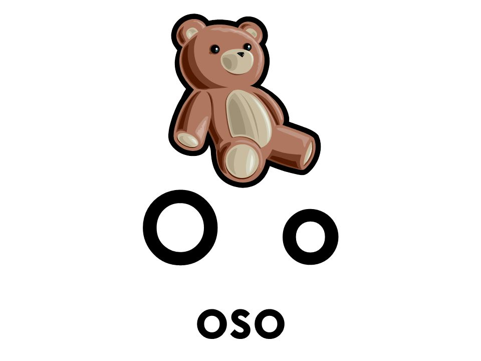 O o oso