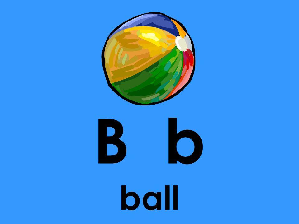 B b ball
