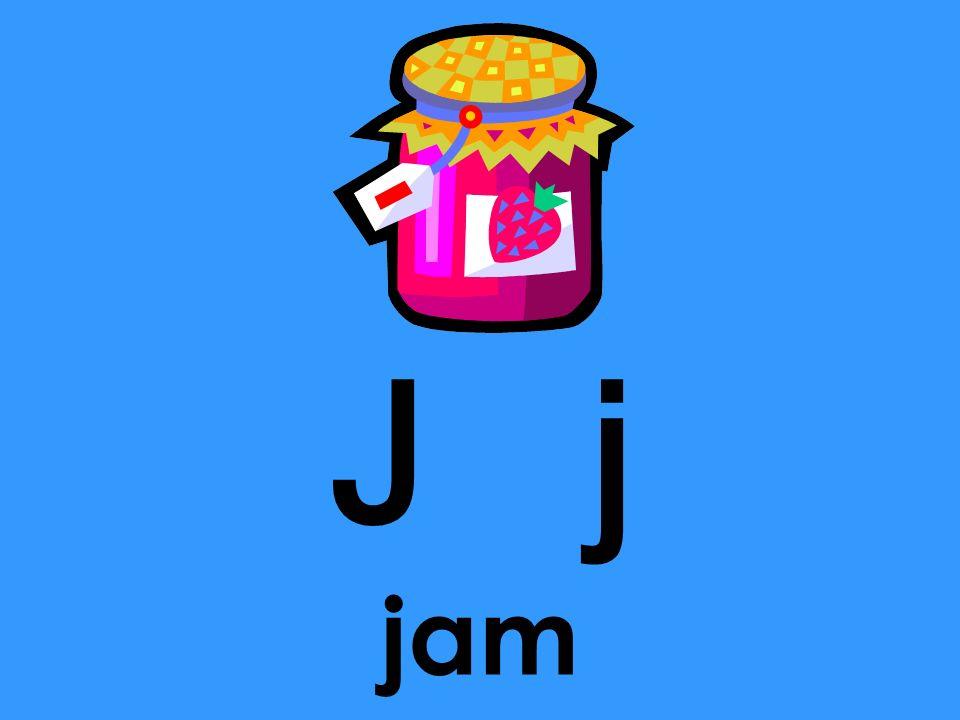J j jam