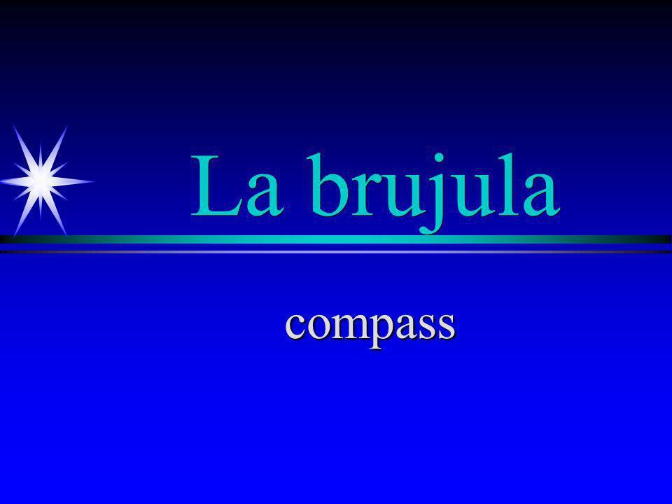 La brujula compass