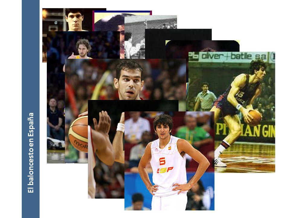 El baloncesto en España