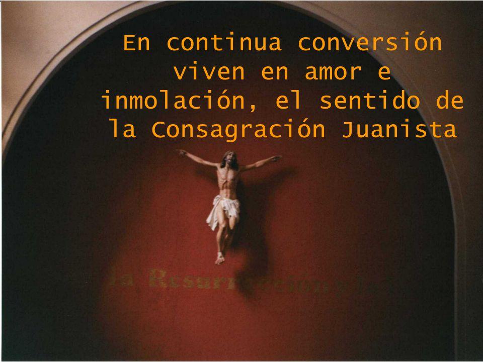 . comprometidas con la vida, la justicia y la paz, capacitadas para esta vida y misión.