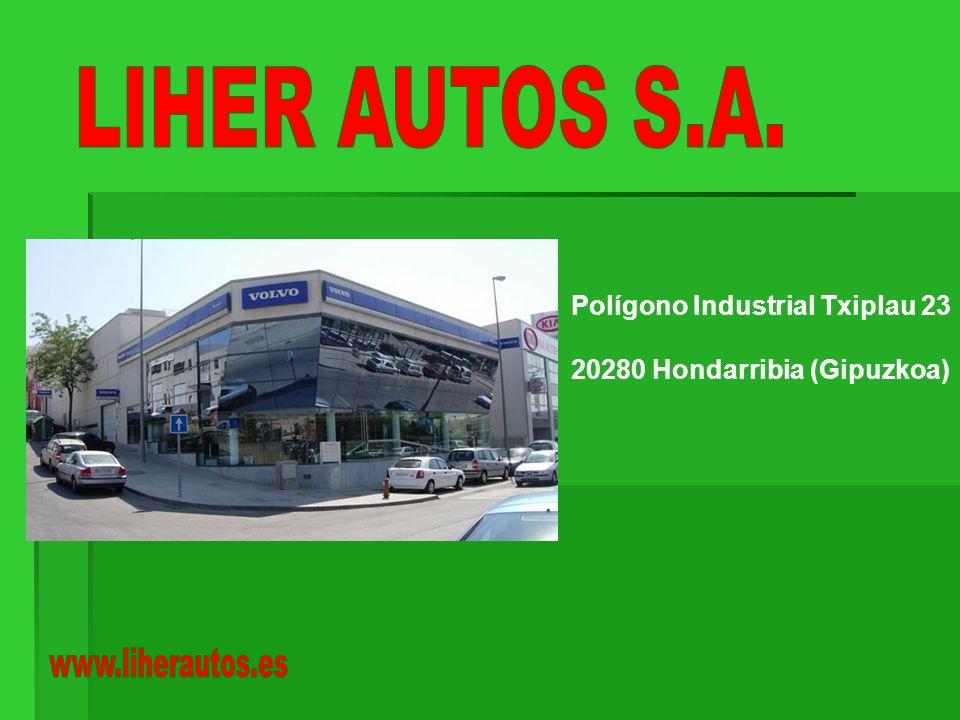 Polígono Industrial Txiplau 23 20280 Hondarribia (Gipuzkoa)