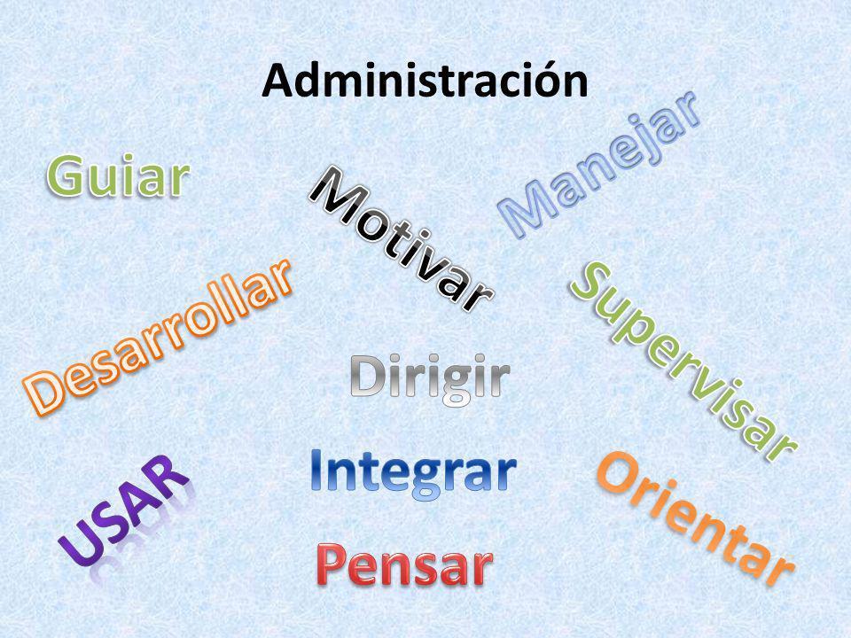 Organización Dos persona o más que trabajan juntas de manera estructurada para alcanzar una meta o una serie de metas específicas.