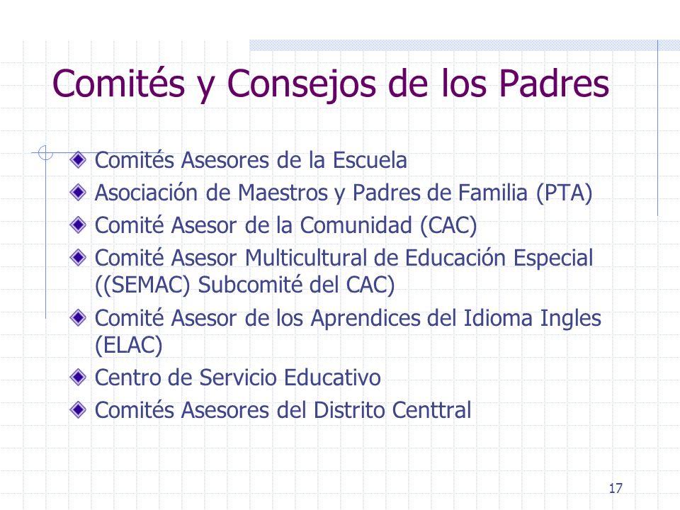 16 Recursos del Internet Para tener acceso: Pregunte en su escuela, la biblioteca pública, centros de la comunidad y de actividades recreativas Posibi