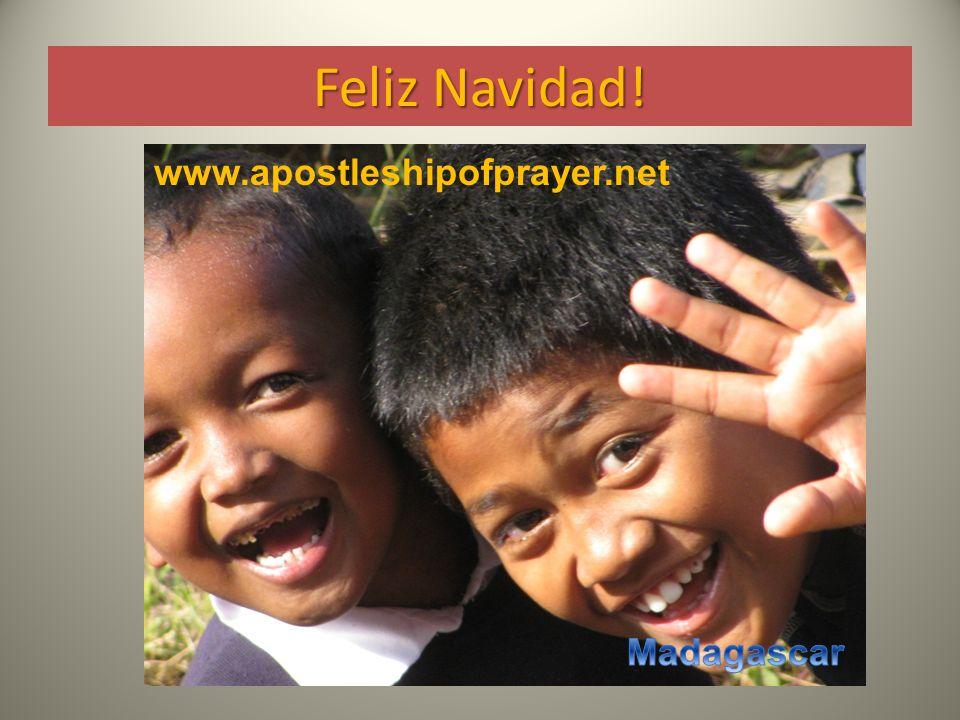Feliz Navidad! www.apostleshipofprayer.net