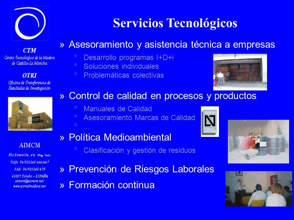 Z »Asesoramiento y asistencia técnica a empresas »Control de calidad en procesos y productos »Política Medioambiental »Prevención de Riesgos Laborales