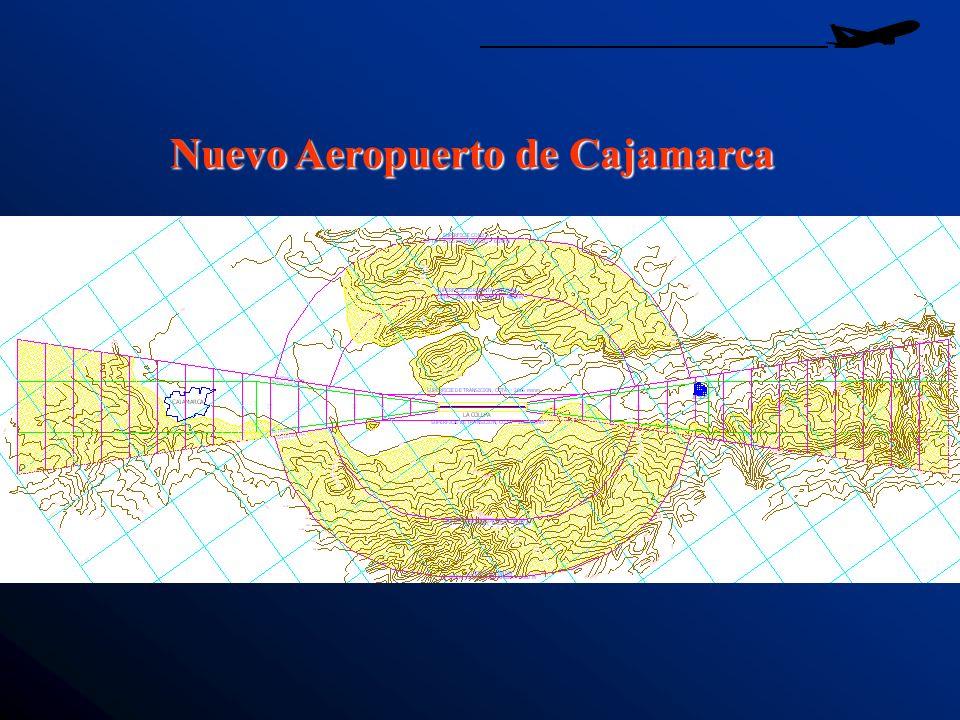 Nuevo Aeropuerto de Cajamarca