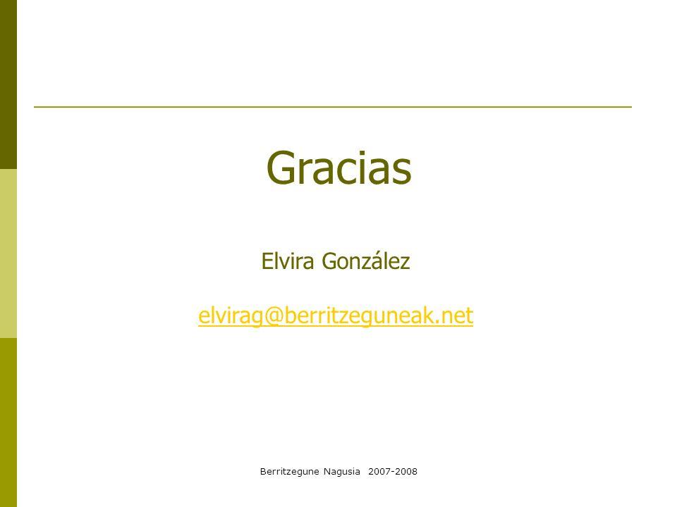 Gracias Elvira González elvirag@berritzeguneak.net
