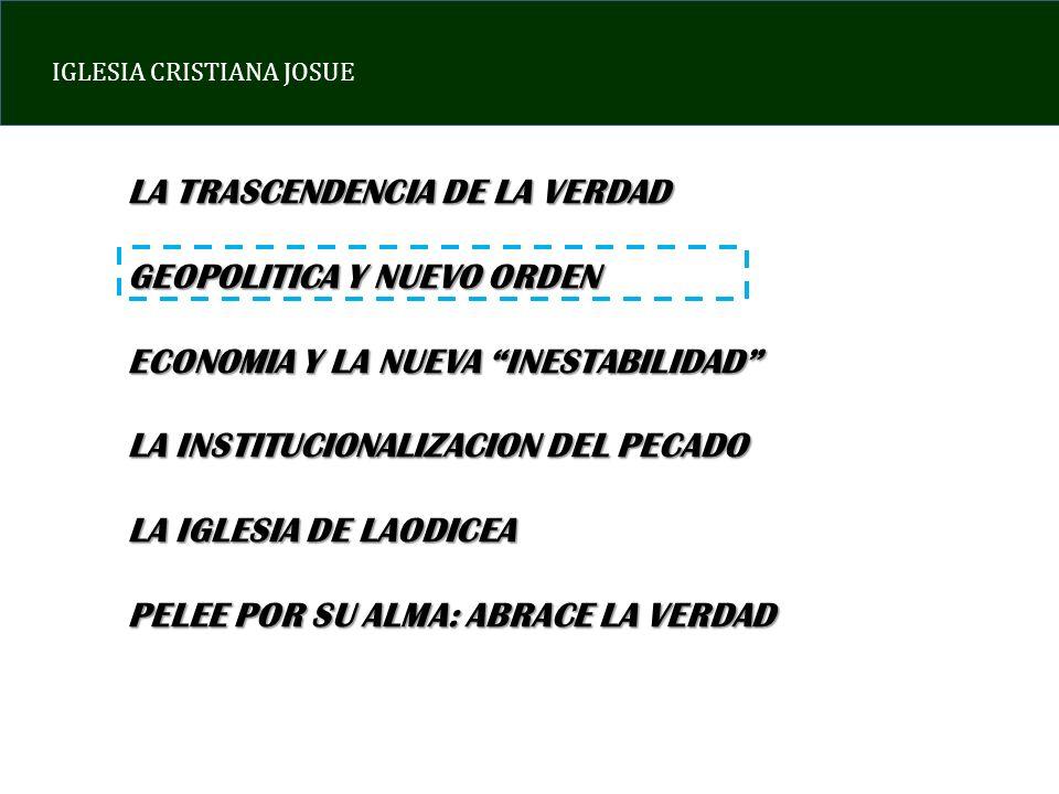 IGLESIA CRISTIANA JOSUE A)LA ENORME MAYORIA DE ESTADOS SE CONSTRUYEN SOBRE EL PRINCIPIO DE LA DEMOCRACIA B)LA DEMOCRACIA ES UN CONCEPTO ESTADISTA QUE ENTRONIZA AL HOMBRE C)COMO SUCEDE SIEMPRE QUE SE CAMBIA EL CULTO A DIOS POR LAS CRIATURAS, EL SISTEMA ACTUAL DE GOBIERNO HA CAIDO EN UN DESCREDITO MUNDIAL DE ENORMES PROPORCIONES