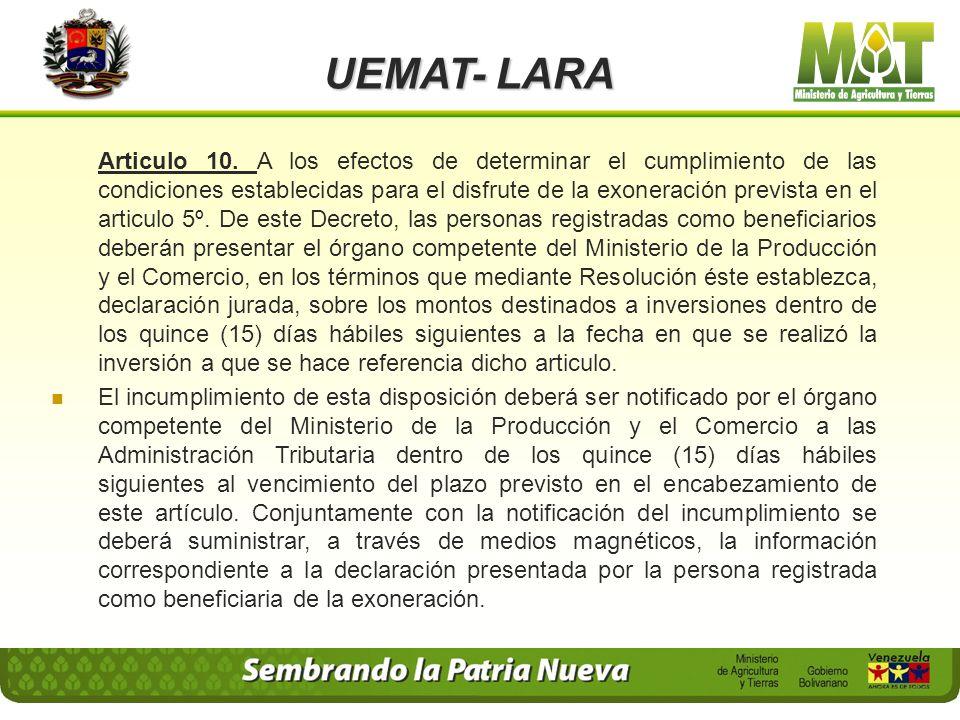 UEMAT- LARA En todo caso, las facturas y demás documentos equivalentes que se emitan deberán contener del número del Registro de Información Fiscal (R