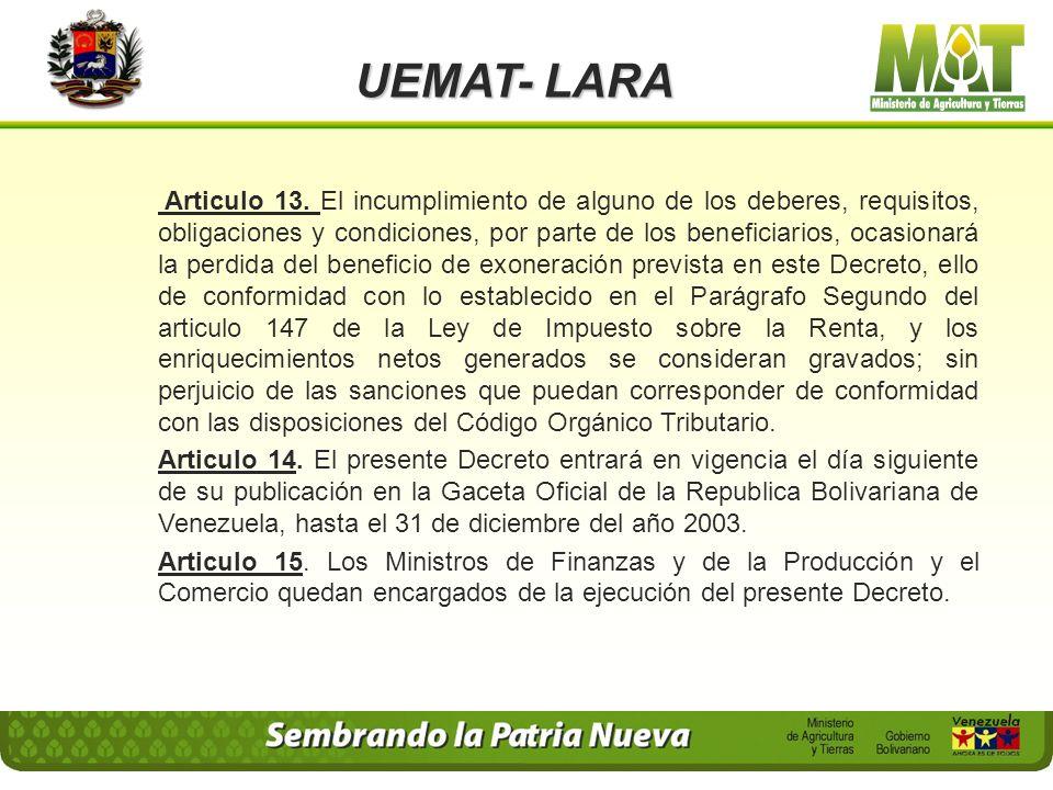 UEMAT- LARA Con base al contenido de la notificación efectuad, la Administración Tributaria deberá pronunciarse acerca de la gravabilidad de los enriq