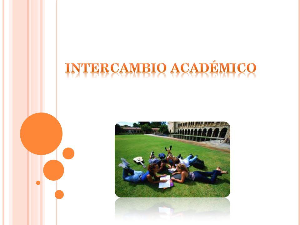 Alumnos que desean elaborar su tesis en otra institución.