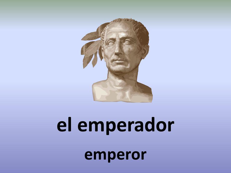 el emperador emperor