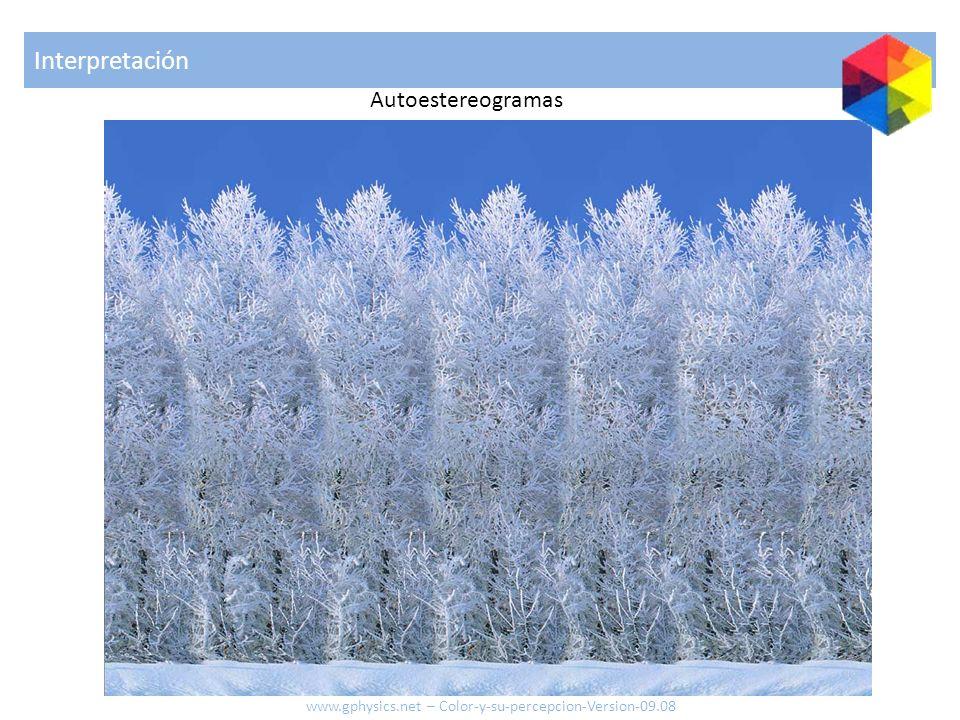 Interpretación www.gphysics.net – Color-y-su-percepcion-Version-09.08 Autoestereogramas