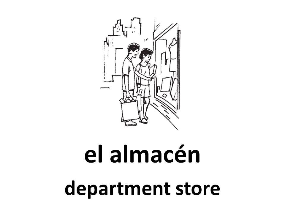 el almacén department store