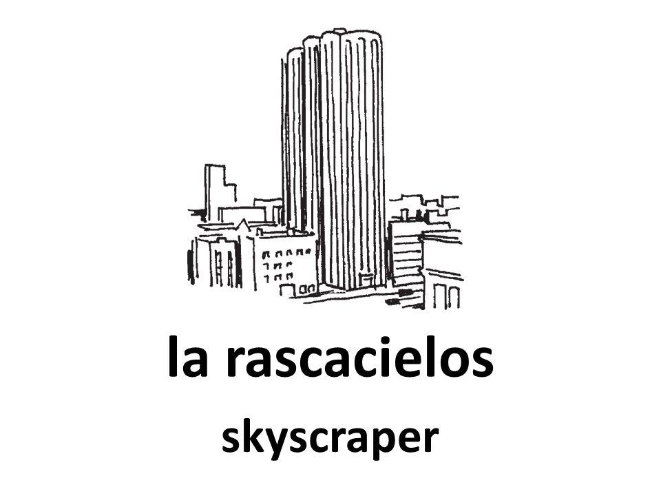 la rascacielos skyscraper