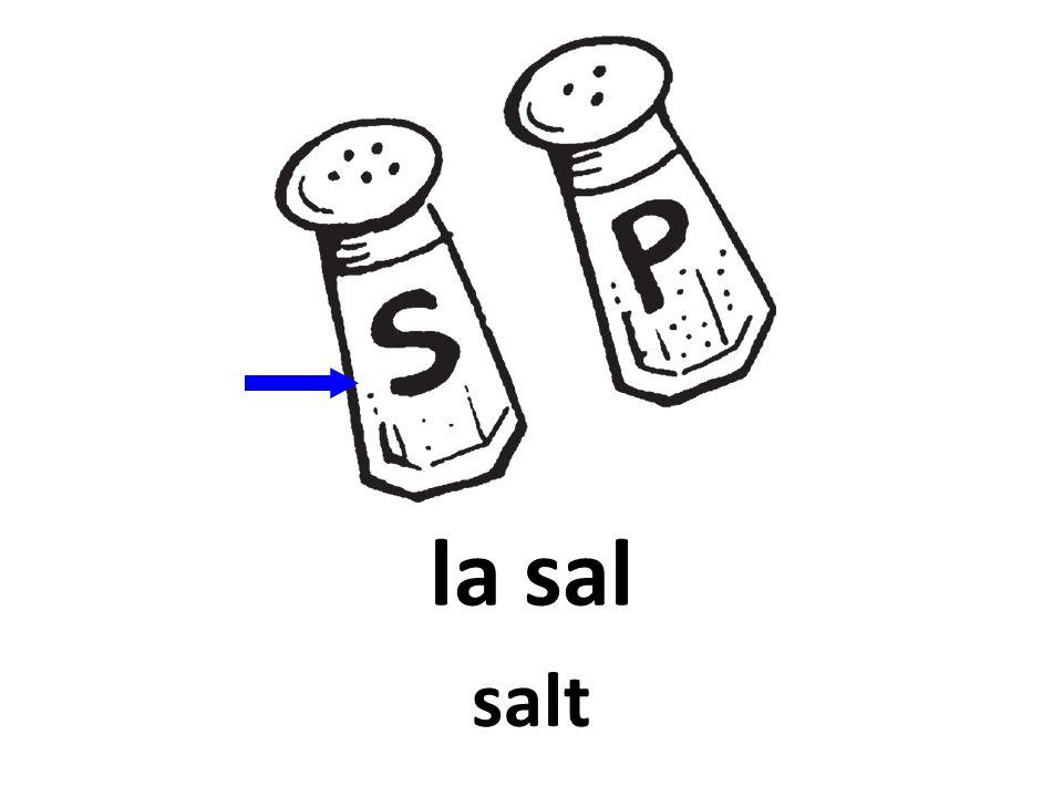 la sal salt