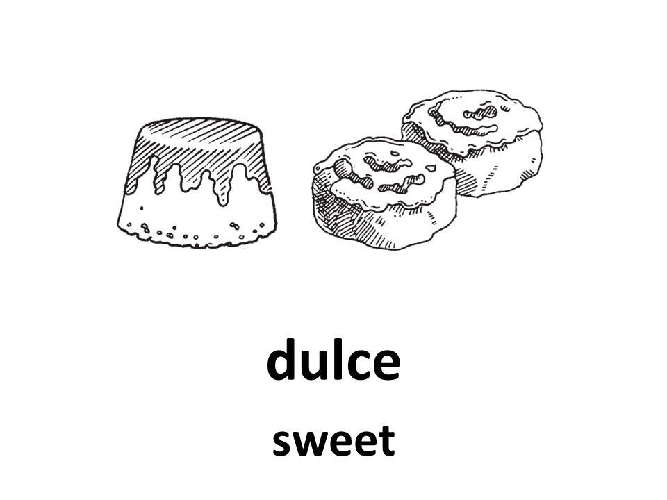 dulce sweet