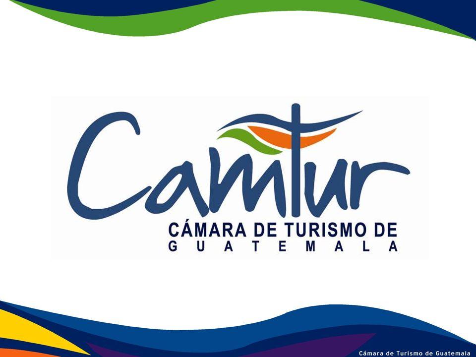 VISIÓN INSTITUCIONAL Ser la organización líder y representativa del sector empresarial turístico en Guatemala, contribuyendo a incrementar su competitividad y desarrollo sostenible.